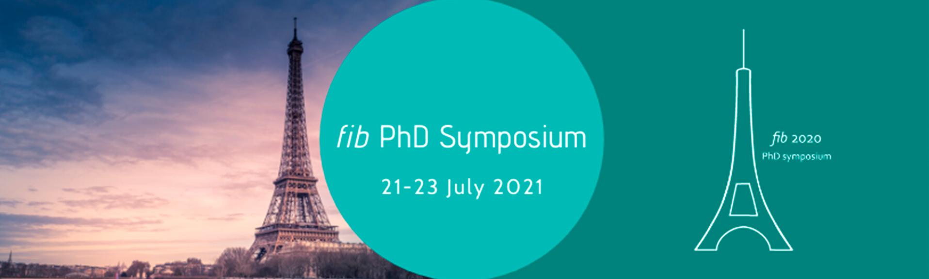 200511 fib phd symposium 2021jpg