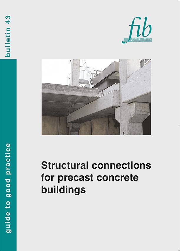 Structural connections for precast concrete buildings (PDF)