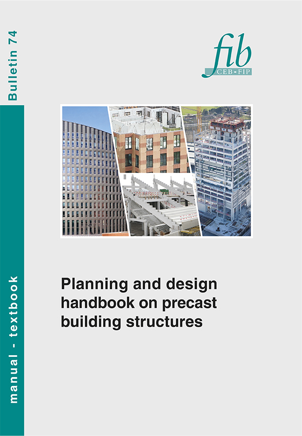 Fib Bulletins Planning And Design Handbook On Precast Building Structures Pdf