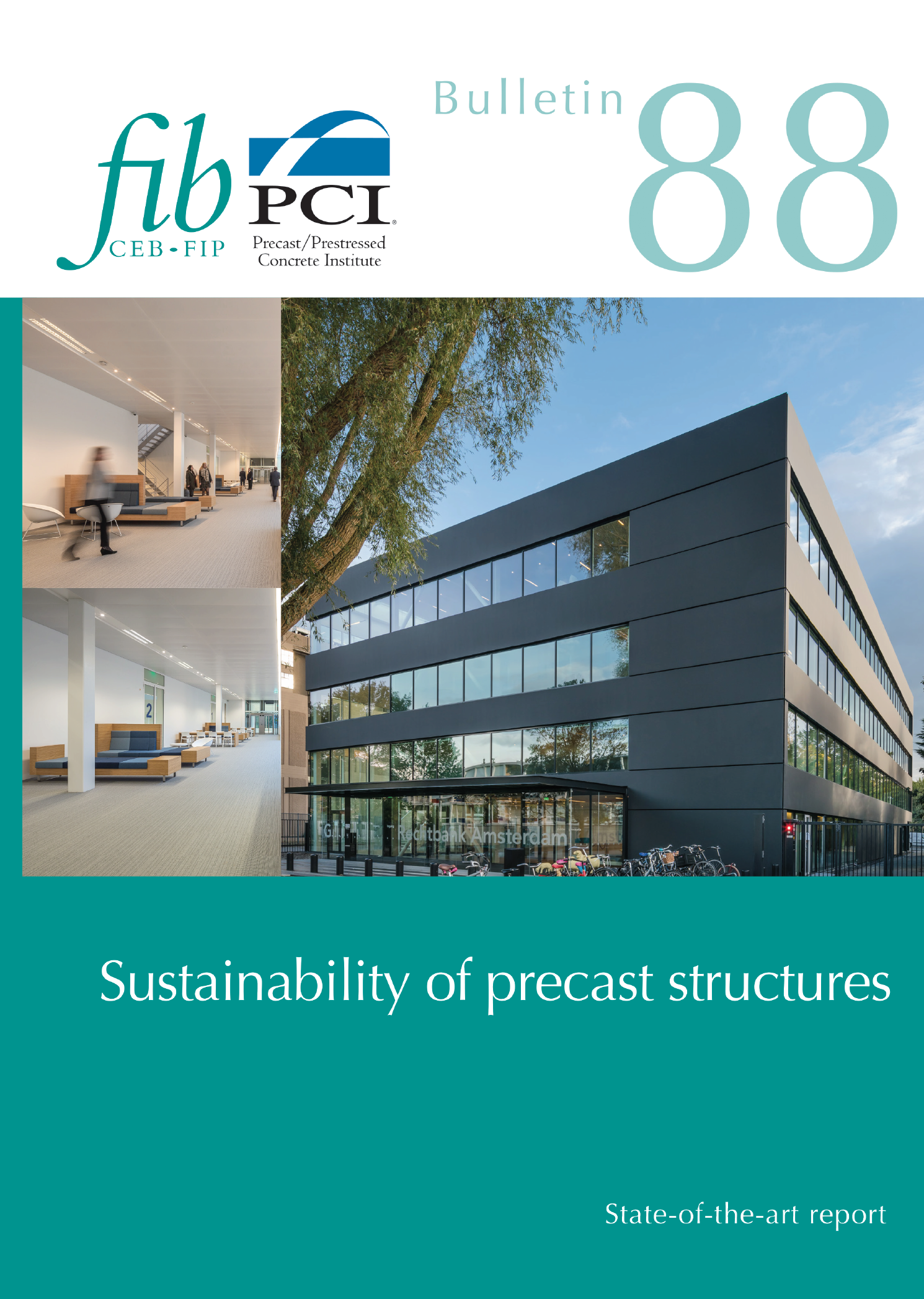 Sustainability of precast structures (PDF)
