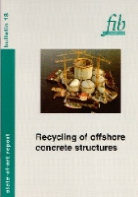 FIB 18: Recycling of offshore concrete structures