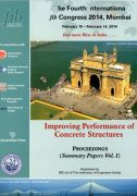 4th International fib  Congress in Mumbai, India (2014) – Proceedings